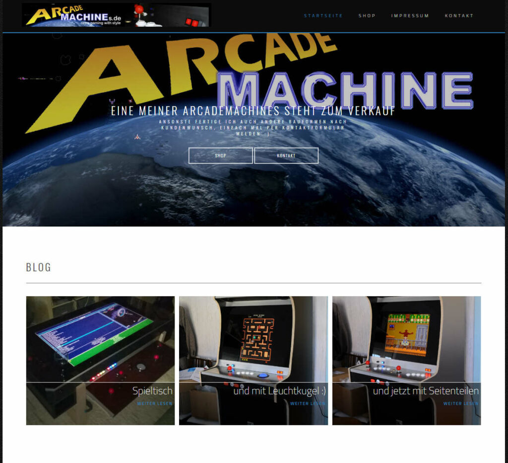ArcadeMachines.de